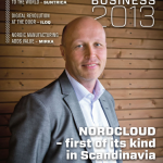 Tuxera Feature in the SAS In-Flight Magazine