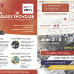 Tuxera Technology Showcase @Computex 2015, June 2-5, Taipei, Taiwan