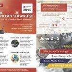 Tuxera Technology Showcase @Computex 2015, June 2-5, Taipei, Taiwan
