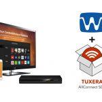 iWedia Integrates Tuxera's Streaming Technology