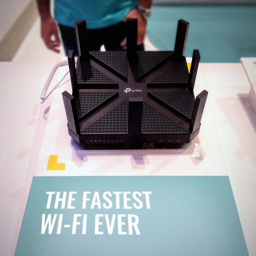 Tuxera – Review of TP-Link Talon 7200AD #IFAstories