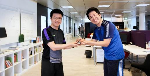 Tuxera – Peng Liu, software engineer
