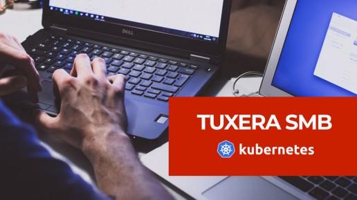 Verifying Tuxera SMB failover and recovery using Kubernetes