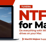 New Release: Tuxera NTFS for Mac 2018 with macOS Mojave support