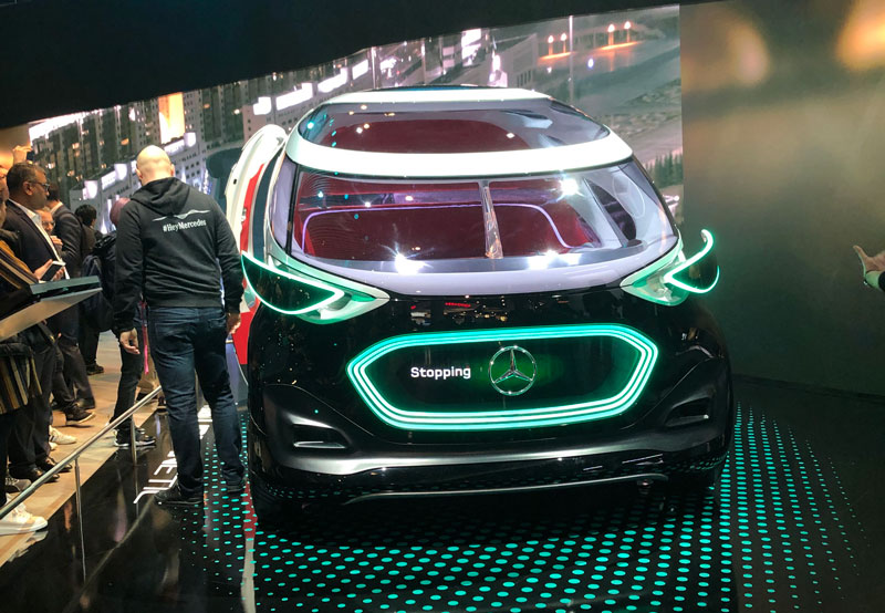 Tuxera Mercedes CES 2019