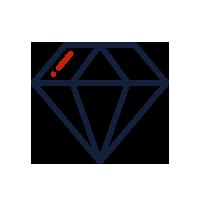 Diamond icon - Tuxera