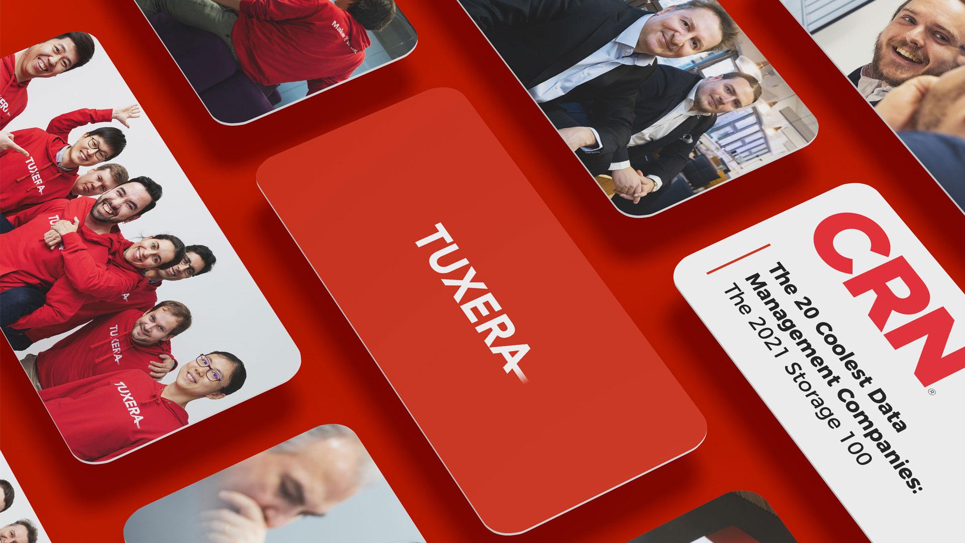 Tuxera recognized among CRN Storage 100 2021
