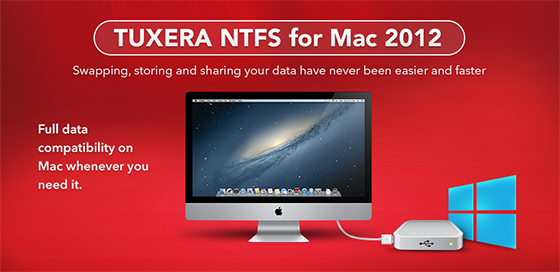 NTFS on Mac and HFS+ on Windows
