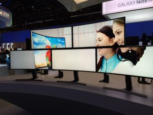 smart TV CES