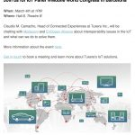 IoT Panel at AllSeen Alliance Track, Mobile World Congress, March 4, 2015, Barcelona
