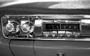 History of IVI and how Tuxera fits in – 1957 preset buttons