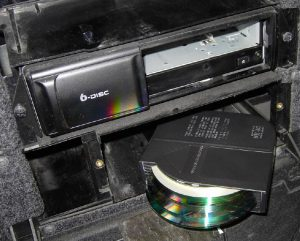 History of IVI and how Tuxera fits in – 1990s car CD changer
